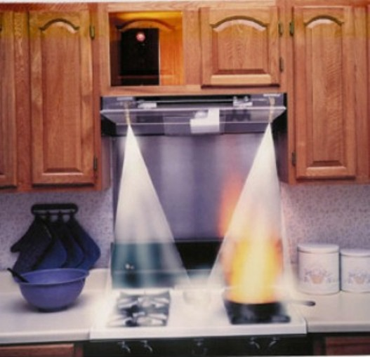 Residential range-top fire suppression system | The Building Code Forum